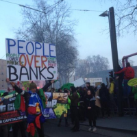 #Blockupy ECB - When The Wind Blows