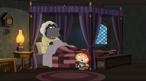 little red riding hood family guy