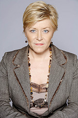 Siv Jensen, leader of the Progress Party (Norway)