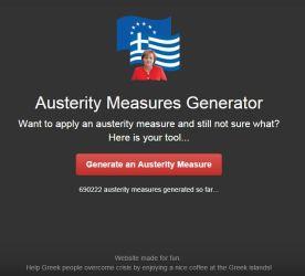 random austerity