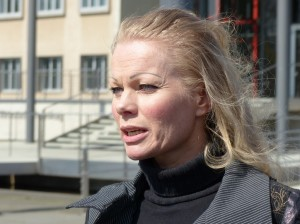Kathrin Oertel.