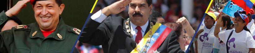 Interview #8 with Kirk Hawkins.  Caracas Burns: Post-Chavismo and Populism
