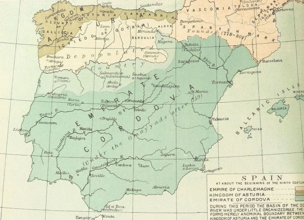 Spain_at_about_the_begining_of_the_IXth_century_(16404440729)