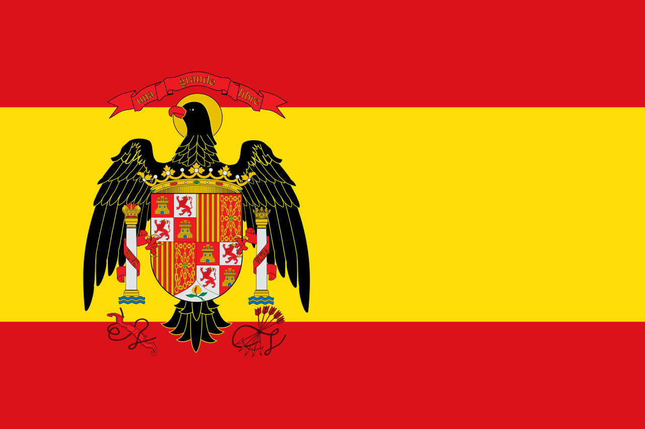 spain flag transition